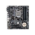 ASUS H170M-E D3 - Motherboard - micro ATX - LGA1151 Socket - H170 - USB 3.0 - Gigabit LAN - onboard graphics (CPU required) - HD Audio (8-channel) H170M-E D3