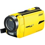 16.0-Megapixel 1080p TrekHD2 Underwater Digital Video Camcorder (Yellow)