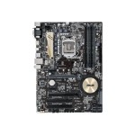 ASUS Z170-K - Motherboard - ATX - LGA1151 Socket - Z170 - USB 3.0, USB 3.1, USB-C - Gigabit LAN - onboard graphics (CPU required) - HD Audio (8-channel) Z170-K