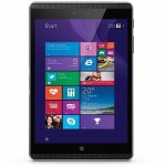 "Pro Tablet 608 G1 - Tablet - Atom x5 Z8500 / 1.44 GHz - Win 8.1 Pro 64-bit - 4 GB RAM - 128 GB eMMC - 7.86"" touchscreen 2048 x 1536 - HD Graphics - Wi-Fi, NFC - 4G - gray - promo"