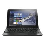"ThinkPad 10 20E3 - Tablet - with detachable keyboard - Atom x7 Z8700 / 1.6 GHz - Win 10 Pro 64-bit - 4 GB RAM - 128 GB eMMC - 10.1"" IPS touchscreen 1920 x 1200 - HD Graphics - Wi-Fi - 4G - graphite black"