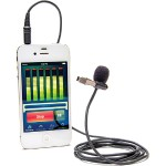 i-Coustics EX-503i Lavalier Microphone For Smartphones And Tablets