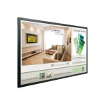 "PS5561T - 55"" Class LED display - interactive communication - with touch-screen - 1080p (Full HD) - edge-lit"
