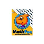 Atari MusicFun Midisaurus Focus Complete Bundle - All 4 Titles U MUS 00136485