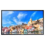 """QMD-BR Series 85"""" 4K UHD LED Display with Pre-assembled Touchscreen Overlay for Business"""