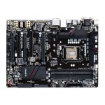 GA-Z170XP-SLI - 1.0 - motherboard - ATX - LGA1151 Socket - Z170 - USB 3.0, USB 3.1, USB-C - Gigabit LAN - onboard graphics (CPU required) - HD Audio (8-channel)