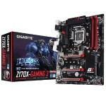 GIGA-BYTE Technology GA-Z170X-Gaming 3 LGA1150 ATX Motherboard GA-Z170X-GAMING3