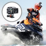 AEE S71T Pro 4K 15FPS 16MP Wifi Action Camera with Touch LCD and Wrist Remote - The best Action Camera AEE has to offer. - New Arrival - Free Shipping