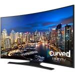 "4K UHD HU7250 Series Curved Smart TV - 55"" Class (54.6"" Diag.)"