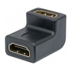 Manhattan HDMI A-Female to A-Female Coupler (90° Connection) 353472