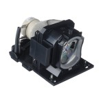 Projector lamp (equivalent to: Hitachi DT01381) - UHP - 215 Watt - 3000 hour(s) - for Hitachi CP-A222WN, A222WNM, A302WNM, AW252WNM, D27WN