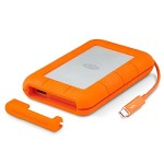 LaCie 250GB RUGGED TBOLT USB 3.0 SSD LAC9000490