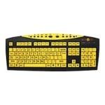 Keys-U-See Large print keyboards - Keyboard - USB