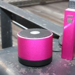 XSORii PowerJam Bluetooth Speaker - Pink PJ-PIN