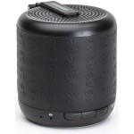 Portable Sport Speaker - Durable and water-resistant w/ built-in mic - Black