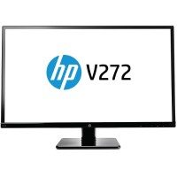 HP Inc. Smart Buy V272 27-inch IPS Monitor - Black M4B78A8#ABA