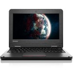 "ThinkPad 11e 20E6 Intel Core M-5Y10c Dual-Core 800MHz Laptop - 4GB RAM, 320GB HDD, 11.6"" HD LED, Gigabit Ethernet, 802.11ac + Bluetooth, Webcam, 4-cell 35Wh Li-Ion Polymer, Graphite Black"