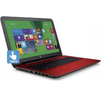HP Inc.15-af075nr AMD Quad-Core A6-6310 APU 1.80GHz Notebook PC - 4GB RAM, 500GB HDD, 15.6