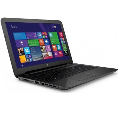 HP Inc.15-af015nr AMD Dual-Core E1-6015 APU 1.40GHz Notebook PC - 4GB RAM, 500GB HDD, 15.6