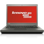 "TopSeller ThinkPad T440p 20AN Intel Core i5-4210M Dual-Core 2.60GHz Notebook - 4GB RAM, 500GB HDD, 14"" HD LED, DVD Burner, Gigabit Ethernet, 802.11b/g/n, Bluetooth, Webcam - Refurbished (Open Box Product, Limited Availability, No Back Orders)"
