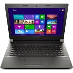 "Lenovo B40-80 80F6 Intel Core i5-5200U Dual-Core 2.20GHz Notebook - 4GB RAM, 500GB HDD, 14"" HD LED, 802.11b/g/n, Bluetooth, 4-cell 32WH Li-Ion, Black 80F6008DUS"