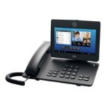 Cisco Desktop Collaboration Experience DX650 - IP video phone - IEEE 802.11a/b/g/n (Wi-Fi) - SIP, RTCP, RTP, SRTP, SDP - smoke - refurbished CP-DX650-K9-RF