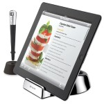 Kitchen Stand and Wand for Apple iPad & Tablets