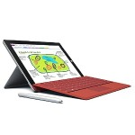 Surface 3 - 64GB SSD, 4GB RAM, Wi-Fi, Windows 8.1 Pro - Commercial Model (Open Box Product, Limited Availability, No Back Orders)