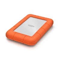 LaCie LaCie Rugged 2TB USB 3.0 Mini Professional All-Terrain Storage LAC9000298