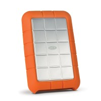 LaCie Rugged 2TB USB 3.0 / 2xFW800 Professional All-Terrain Storage LAC9000448