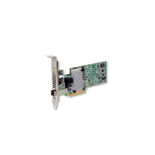 PCM | LSI Logic, MegaRAID SAS 9380-4i4e 12Gb/s SAS and SATA RAID Controller  Card, 05-25190-02