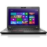 "ThinkPad E550 20DF Intel Core i3-5005U Dual-Core 2.0GHz Notebook - 4GB RAM, 500GB HDD, 15.6"" HD LED, DVD±RW, Gigabit Ethernet, 802.11ac, Bluetooth, Webcam, 6-cell 48WHr Li-Ion, Graphite Black"