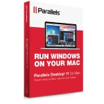 Parallels Desktop 11 for Mac OEM - Run Windows On Your Mac - With Windows 10 & Cortana Support PDFM11L-OEM-1CD-NA