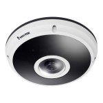 12MP Indoor/Outdoor Fisheye Dome Network Camera