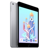 "Apple iPad mini 4 Wi-Fi - Tablet - 128 GB - 7.9"" IPS (2048 x 1536) - space gray MK9N2LL/A"