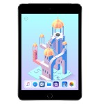 "iPad mini 4 Wi-Fi + Cellular - Tablet - 128 GB - 7.9"" IPS ( 2048 x 1536 ) - rear camera + front camera - Wi-Fi, Bluetooth - 4G - space gray"