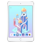 Apple iPad mini 4 Wi-Fi + Cellular 128GB - Silver MK8E2LL/A