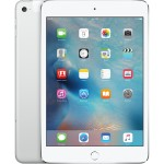 iPad mini 4 Wi-Fi + Cellular 64GB - Silver with Engraving