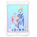 iPad mini 4 Wi-Fi + Cellular 128GB - Gold with Engraving