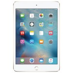 Verizon iPad mini 4 - 128GB Wi-Fi + Cellular (Gold)