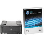 Hewlett Packard Enterprise RDX+ 2TB External Disk Backup System E7X53B