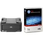 RDX+ 1TB External Disk Backup System
