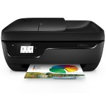 Officejet 3830 All-in-One - Multifunction printer - color - ink-jet - 8.5 in x 11.7 in (original) - A4/Legal (media) - up to 7 ppm (copying) - up to 20 ppm (printing) - 60 sheets - 33.6 Kbps - USB 2.0, Wi-Fi(n)