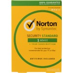 Norton Security Standard - (v. 3.0) - box pack (1 year) - 1 device - Win, Mac, Android, iOS