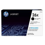 26X - High Yield - black - original - LaserJet - toner cartridge (CF226X) - for LaserJet Pro M402, MFP M426