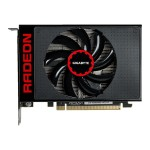 GV-R9NANO-4GD-B - Graphics card - Radeon R9 NANO - 4 GB HBM - PCIe 3.0 x16 - HDMI, 3 x DisplayPort