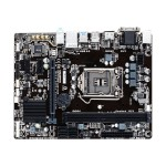 GIGA-BYTE Technology GA-H110M-S2H-GSM - 1.0 - motherboard - micro ATX - LGA1151 Socket - H110 - USB 3.0 - Gigabit LAN - onboard graphics (CPU required) - HD Audio (8-channel) GA-H110M-S2H GSM