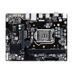 GA-H110M-A - 1.0 - motherboard - micro ATX - LGA1151 Socket - H110 - USB 3.0 - Gigabit LAN - onboard graphics (CPU required) - HD Audio (8-channel)