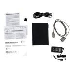 HMX 5000 - KVM / audio / USB extender - 1U