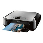 Canon PIXMA MG5721 - Multifunction printer - color - ink-jet - 8.5 in x 11.7 in (original) - Legal (media) - up to 12.6 ipm (printing) - USB 2.0, Wi-Fi(n) with  InstantExchange 0557C042